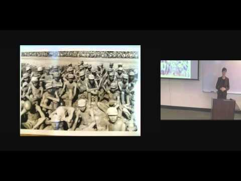 "Together but Unequal: Chinese and ""western"" medicines in wartime China - Nicole Barnes PhD"