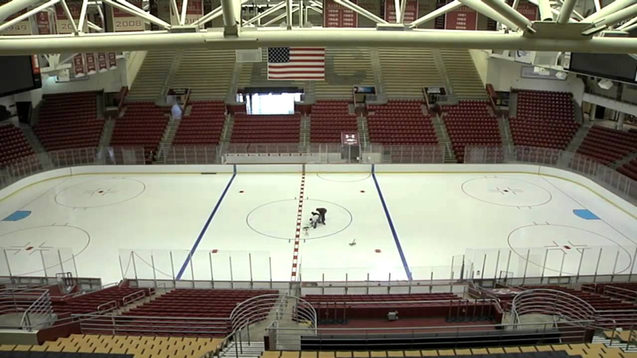 Are You Ready For Bc Hockey Kelley Rink Is Youtube