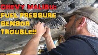 Chevrolet Malibu: Fuel Pressure Sensor Trouble P018B P018C P2635(, 2016-08-13T10:00:01.000Z)