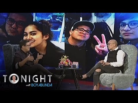 TWBA: Aga as a father to his twins