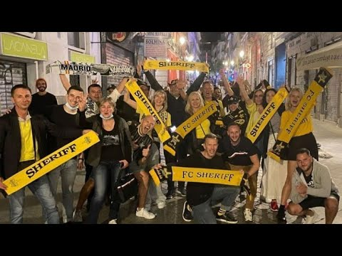 Sheriff Tiraspol's win over Real Madrid can be celebrated and ...
