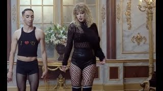 Cover images taylor swift - all behind the scenes # Look what you make me do