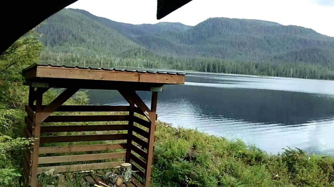thoms lake cabin wrangell island alaska