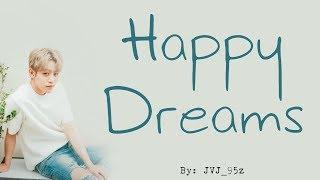 Jung daehyun(정대현)- happy dreams (han/rom/eng lyrics)