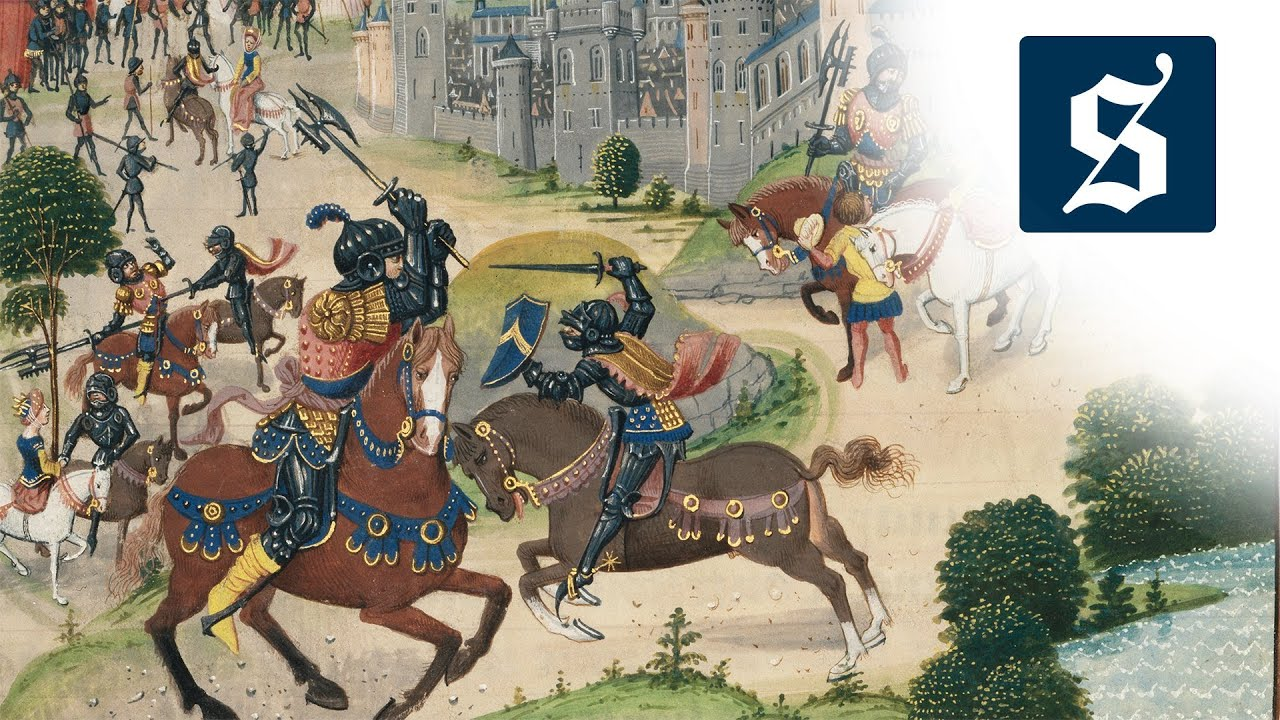 knights of the middle ages Knights became important in the middle ages as warriors recruited by their lords for military service they were equipped with defensive garment, armor and weapons, and they were trained to fight on horseback since they were children.