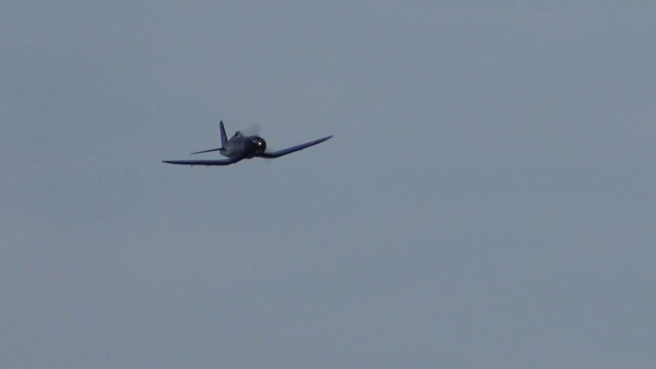 Top Flite Corsair Maiden Saito Radial
