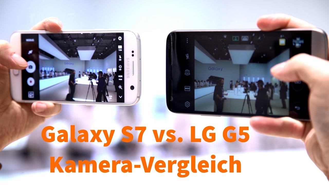 samsung galaxy s7 edge vs lg g5 kamera im vergleich deutsch giga de youtube. Black Bedroom Furniture Sets. Home Design Ideas