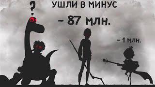 Самые ПРОВАЛЬНЫЕ мультфильмы в Истории