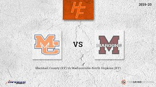 Madisonville-North Hopkins (KY) vs Marshall Co (KY)