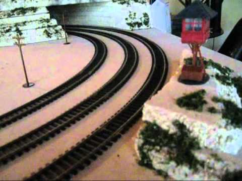Modelling Railway Toy Train Track Plans-Terrific Planning For Achieving The Utmost From Your 4×8 ho Train 3 track Layout