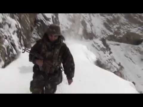 Algerian Army - Badass Snow Patrol 2017