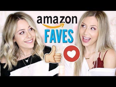 Amazon Favorites + Must Haves - Lifestyle, Beauty, Tech! thumbnail