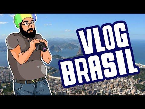 Vlog de viaje |  Sao paulo BRASIL con AG Bean3r