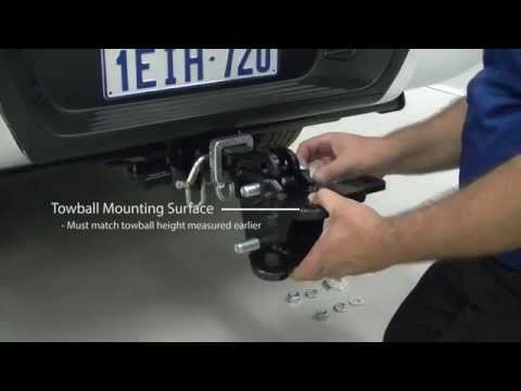 Weight Distribution Hitches - Setting-Up (Part 2)