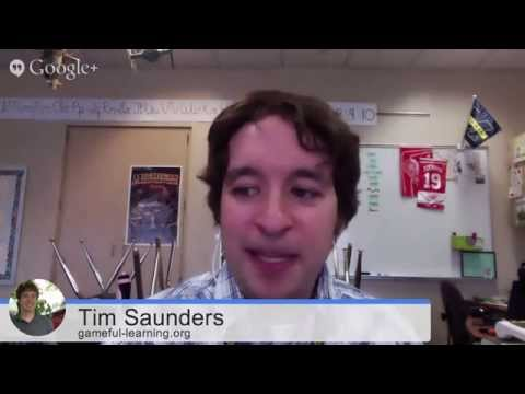 Tim Saunders - 2014 Connected Educator Un/Conference Presenter Interview
