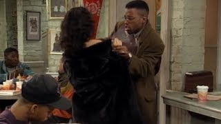 A Different World: 6x08 - Whitley tries to spice things up with Dwayne