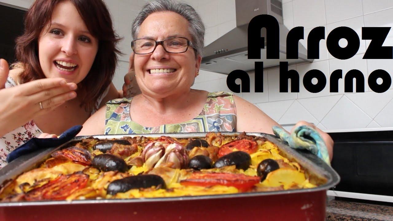 Arroz al horno la receta de mi abuela youtube Horno de la abuela