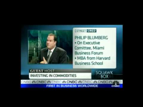 Philip Blumberg on CNBC Asia - The Necessity of In...