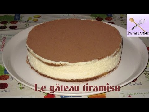 gâteau-tiramisu-façon-bavarois---tiramisu-cake
