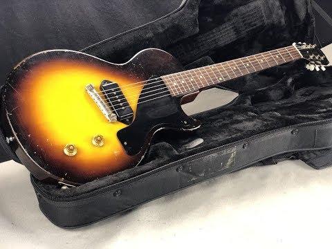 Gibson sg datiert Seriennummer