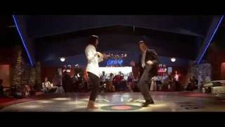 Pulp Fiction   Twist Contest Dance Scene