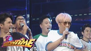 It's Showtime Cash-Ya: Team Vice's cheer in Cash-Ya