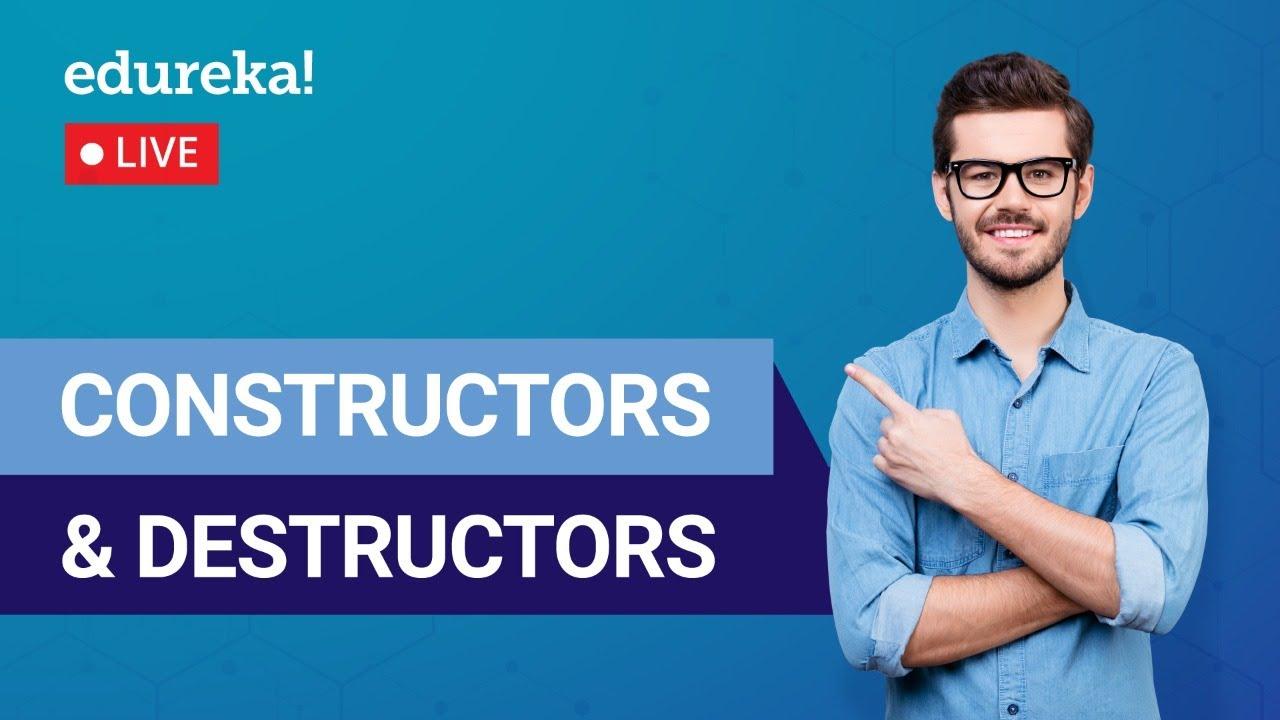Constructors & Destructors in C++ | C++ Fundamentals Explained