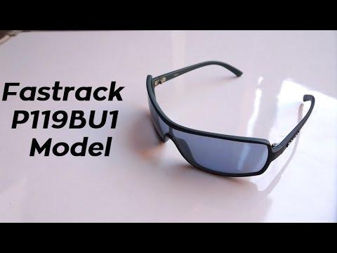 a9ce1d9275 Fastrack Shield Sunglasses P119BU1