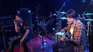 6/18名古屋の246スタジオのライブスペースで邪sフェスにアコギユニット...
