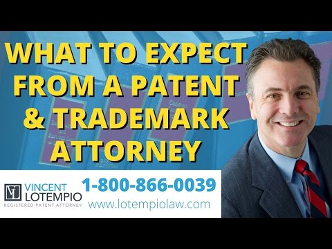 What To Expect From A Patent Attorney or Trademark Attorney - Inventor FAQ - Ask an Attorney