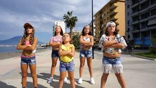 Belly Reggaeton Mi Gente  J- Balvin choreography Shasa Nil