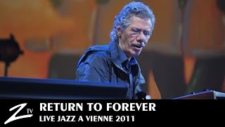 Return to Forever - School Days - LIVE HD