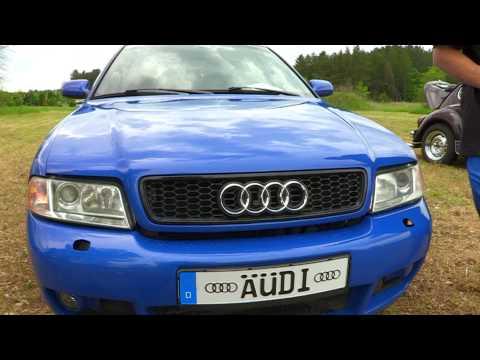 2001 Audi S4 walk around