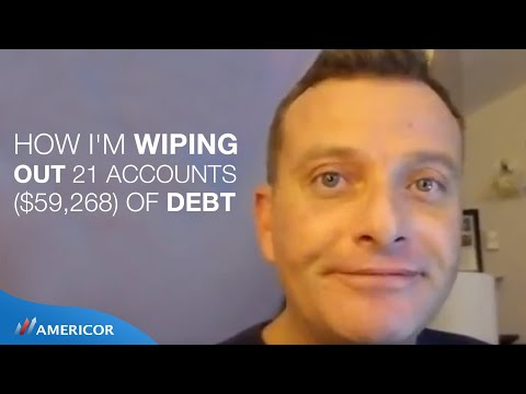how-i'm-wiping-out-21-accounts-($59,268)-of-debt-i-americor-debt-relief-i-new-hampshire