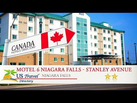 Motel 6 Niagara Falls - Stanley Avenue - Niagara Falls Hotels, Canada