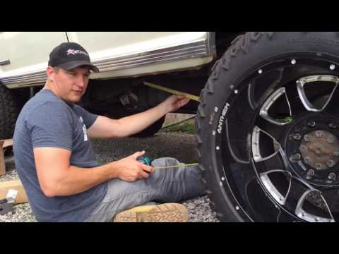 Ruff Stuff Specialties traction bar install how to