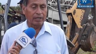 OAXACA NS TV INICIAN PERFORACION DE POZO PROFUNDO EN SAN FRANCISCO CHINDUA