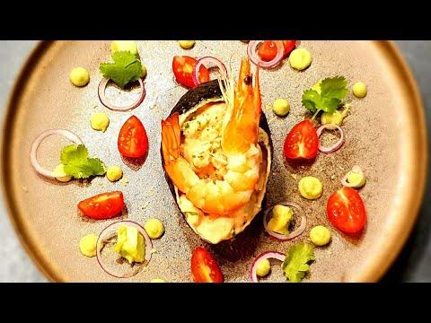 délicieux-avocat-farci-aux-crevettes-|-recette-facile-et-rapide