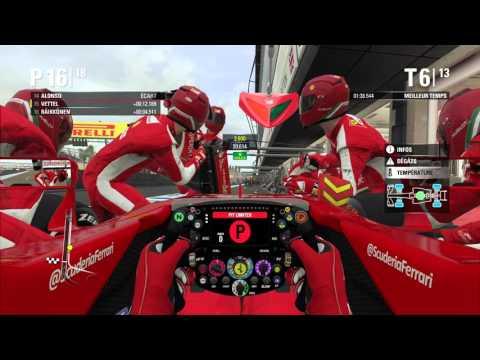 Formule 1 2015 - Grand Prix de Grande Bretagne [Course]
