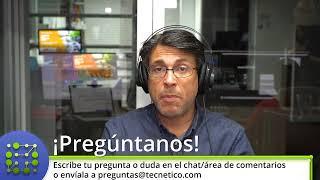 CONTESTAMOS *LIVE* PREGUNTAS SOBRE TECNOLOGÍA - ¡Resuélveme Tecnético! #362