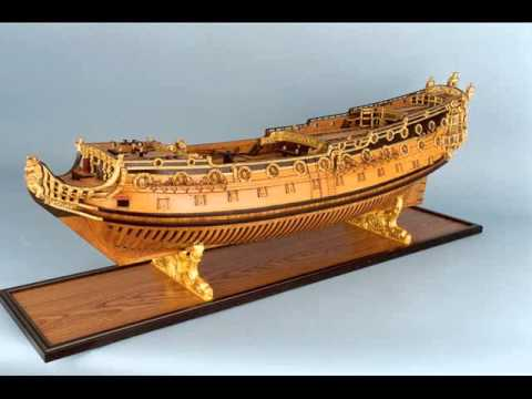 Antique & Modern Model Ships