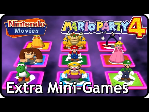 Mario Party 4 - Extra Mini-Games