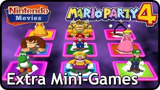 Mario Party 4 - Extra Mini-Games