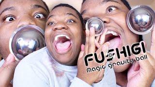 Returning To The 90's! Trying The Fushigi Magic Gravity Ball!