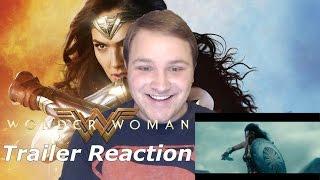 Wonder Woman Final Trailer Reaction/Review