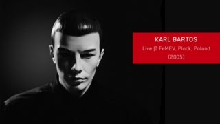 Karl Bartos - Live at FeMEV (Plock, Poland. 2005).