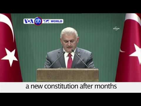 VOA60 World July 26, 2016