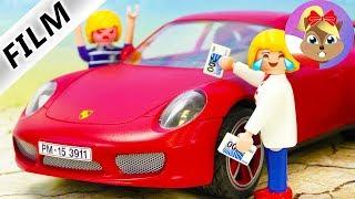 Playmobil Film polski | MAMA sprzedaje W TAJEMNICY AUTO TATY | Nowe PORSCHE u Wróblewskich? | Serial