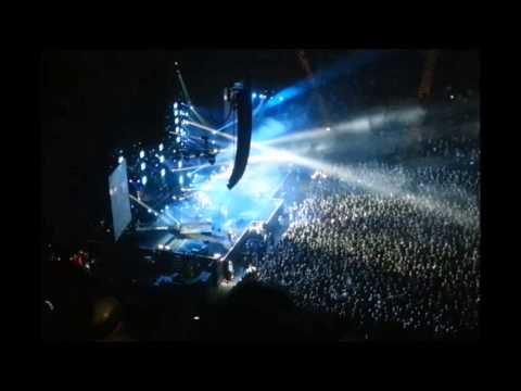 Ultravox and Simple Minds O2 concert 2013