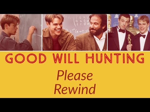 I Don't Like Will Hunting